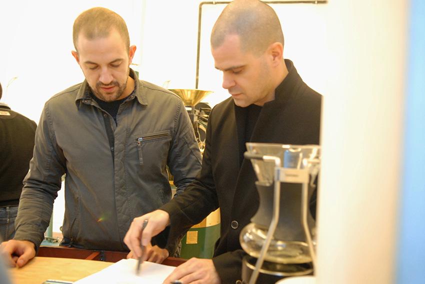 Kahve Çeşitlerimiz / Selection of Our Coffees